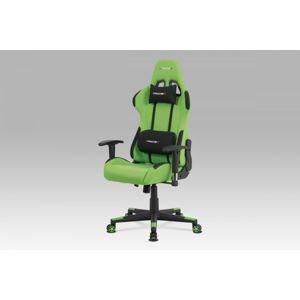 Kancelárská stolička KA-F05 GRN zelená Autronic