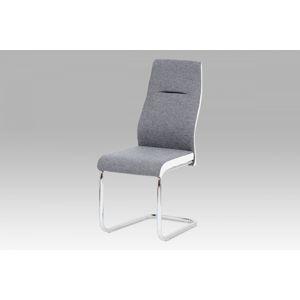 Jedálenská stolička HC-238 GRW2 sivá Autronic