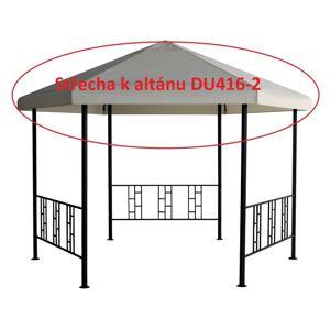 Střecha k altánu DU416-2 ROJAPLAST
