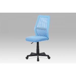 Kancelárska stolička MESH KA-V101 BLUE modrá AUTRONIC