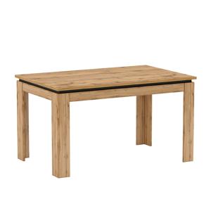 Rozkladací jedálenský stôl S TORONTA dub wotan Tempo Kondela