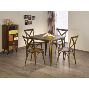 Jedálenský stôl MAGNUM štvorec Halmar
