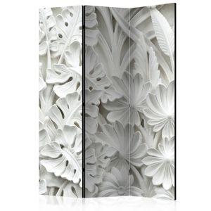 Paraván Alabaster Garden Dekorhome 135x172 cm (3-dielny)