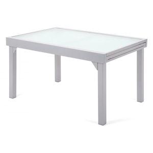 Záhradný rozkladací stôl ORLANDO GH6321 strieborná