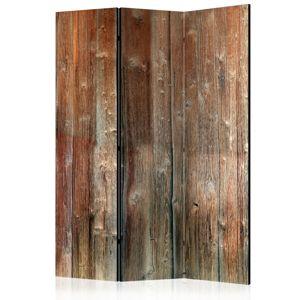 Paraván Forest Cottage Dekorhome 135x172 cm (3-dielny)
