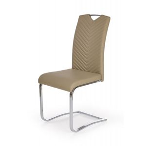 Jedálenská stolička K239 cappuccino Halmar