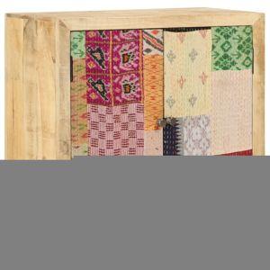 Komoda patchwork / mangovník Dekorhome