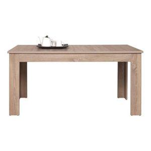 Jedálenský stôl rozkladací GRAND typ 12 dub sonoma Tempo Kondela
