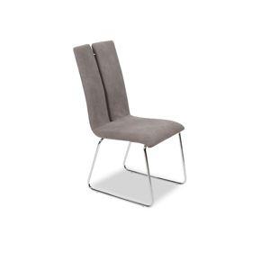 Jedálenská stolička MERT sivá Tempo Kondela
