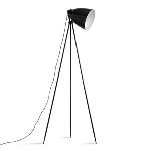 Stojaca lampa CINDA Typ 5 čierna Tempo Kondela