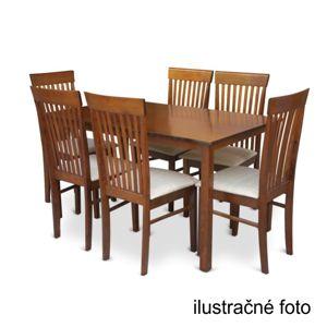 Jedálenský stôl 110 ASTRO orech Tempo Kondela