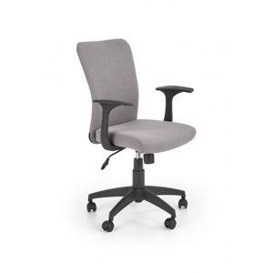 Detská stolička NODY Halmar Sivá