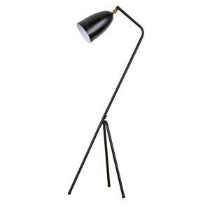 Stojaca lampa CINDA Typ 23 čierna Tempo Kondela