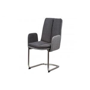 Jedálenská stolička HC-042 GREY2 sivá Autronic