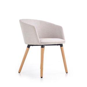 Jedálenská stolička K266 Halmar béžová