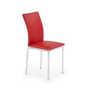 Jedálenská stolička K137 Halmar Červená