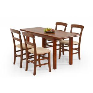 Jedálenský stôl DINNER 120/158 rozkladací Halmar