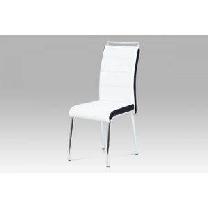 Jedálenská stolička DCL-403 WT biela Autronic