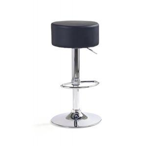 Barová stolička H-23 čierna Halmar