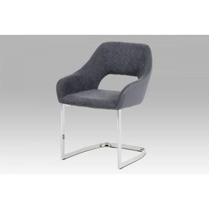 Jedálenská stolička HC-223 GREY2 sivá Autronic