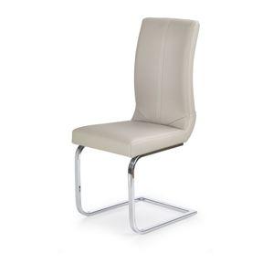 Jedálenská stolička K219 cappuccino Halmar